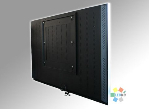 Wall Mounting AD Screen