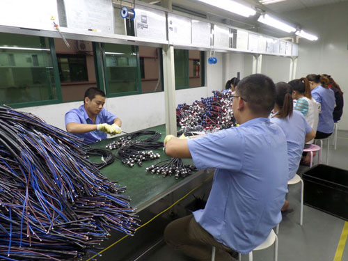 Cable Producing