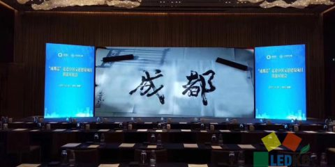 P3.91mm indoor LED display