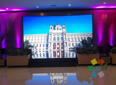 P6mm indoor LED display