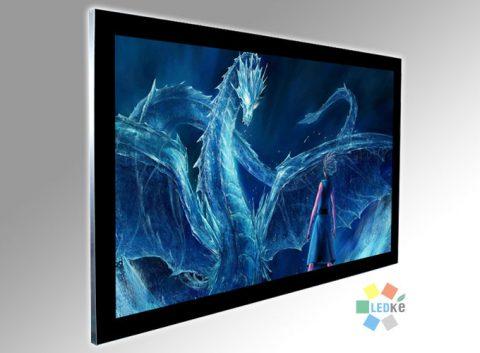 LCD AD Display
