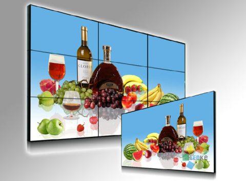 LCD Splicing Video Wall
