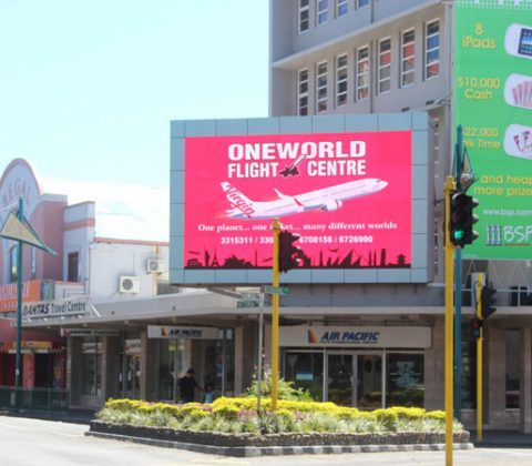 Outdoor P16mm LED display