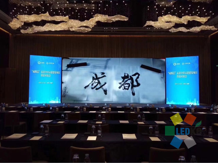 P3.91mm indoor LED display