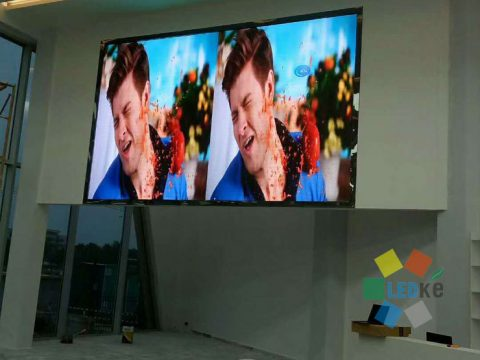 P4mm indoor LED screen