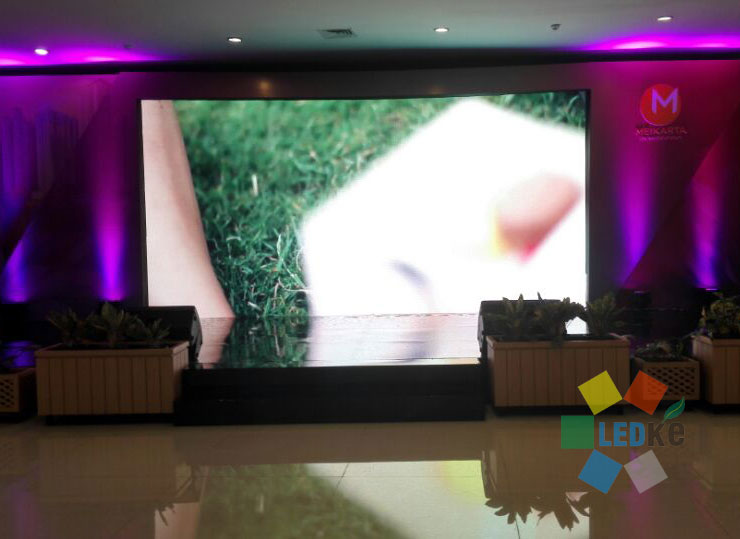 P6mm indoor LED screen